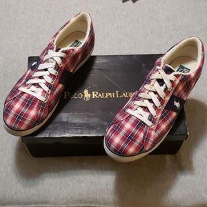 Mens Polo Ralph Lauren sneakers